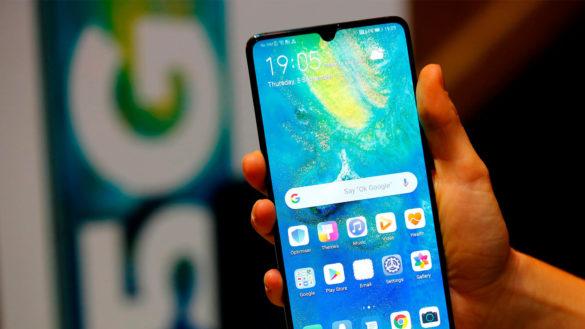 Huawei aumenta las ventas de sus smartphones en China