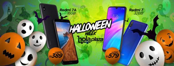 Redmi 7A y Redmi 7 en oferta en Hola Plaza