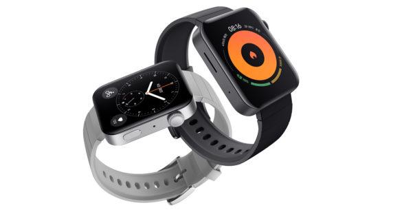 Todo lo que sabemos del Xiaomi Mi Watch