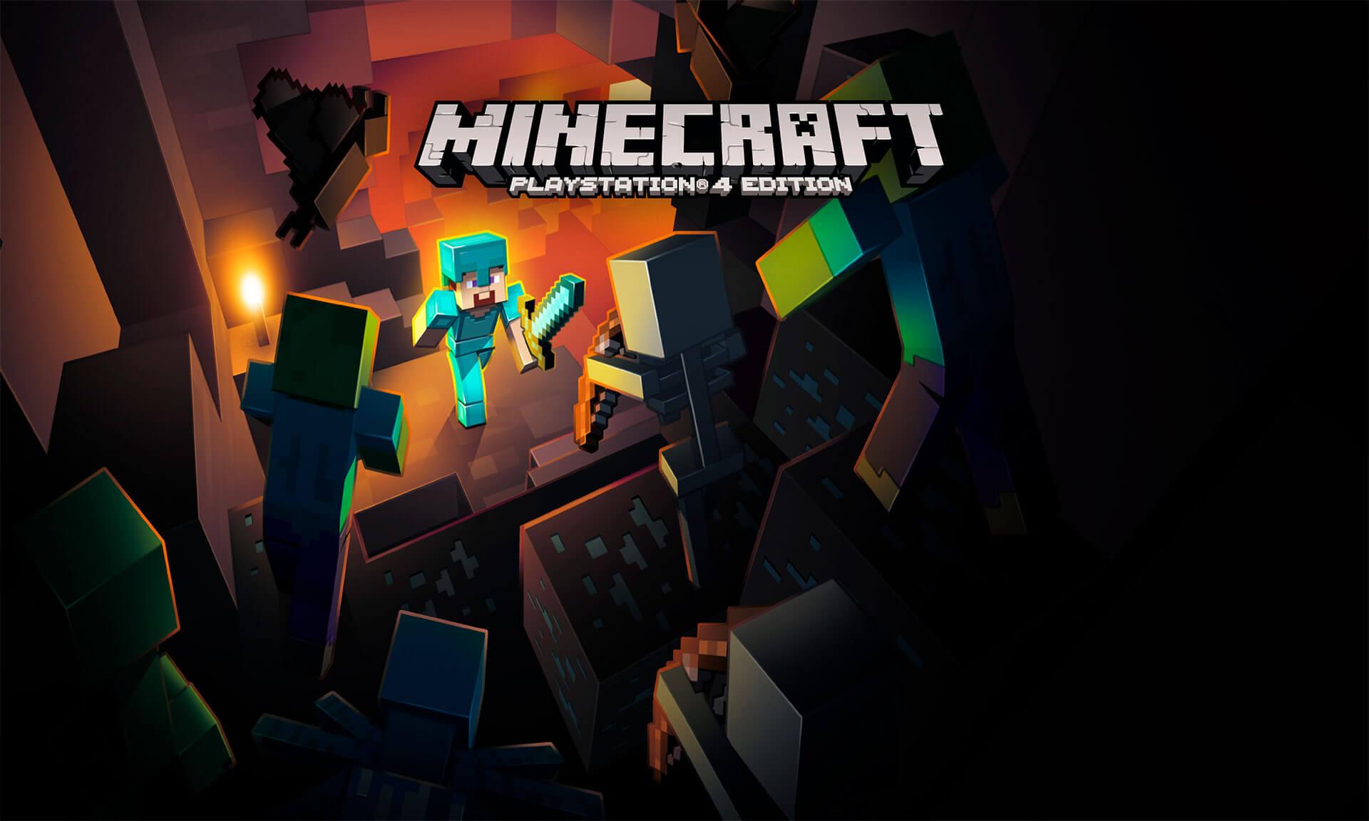 Minecraft Multiplataforma