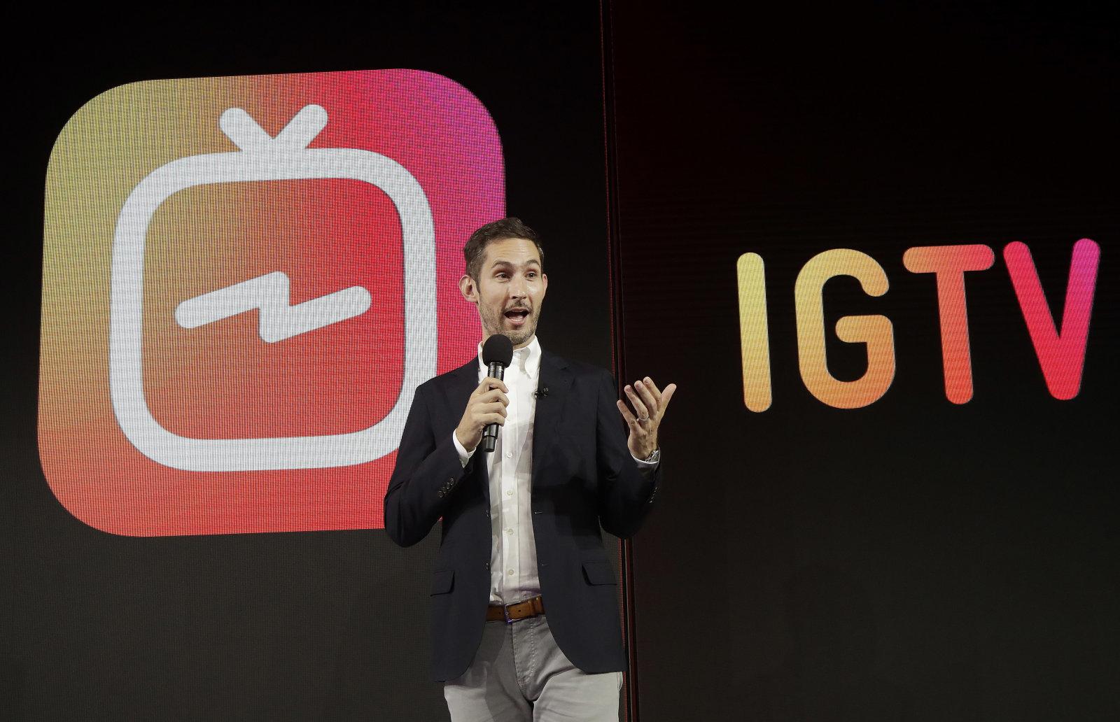 IGTV en Instagram